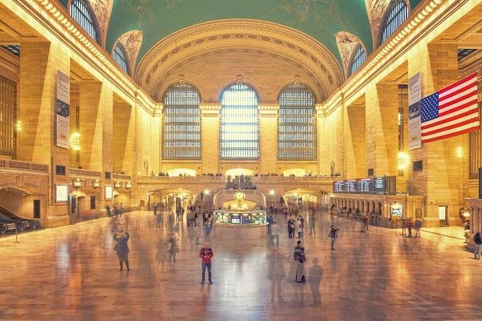 दुनिया के 8 खूबसूरत रेलवेस्टेशन - Railway Station