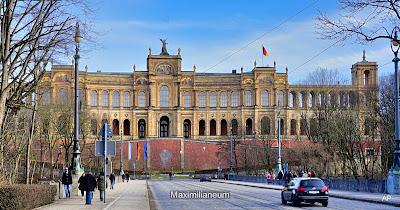 Gmach Maximilianeum