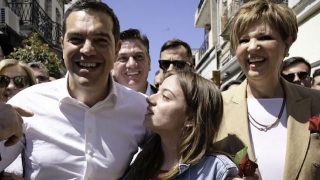 Η Άρτα (εκ)τίμησε τα πεπραγμένα της κυβέρνησης Τσίπρα και της Όλγας Γεροβασίλη