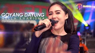 Lirik Lagu Goyang Dayung - Nella Kharisma
