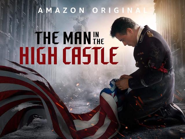 Póster de la 4T de 'The Man in the High Castle'