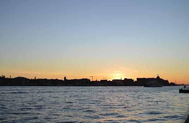 venezia al tramonto migliori posti