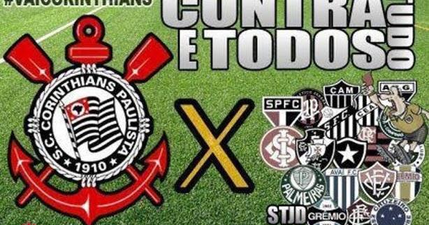 d64cef5936 Nesta quarta é o Corinthians contra tudo e contra todos ~ Jornalista Sylvio  Micelli