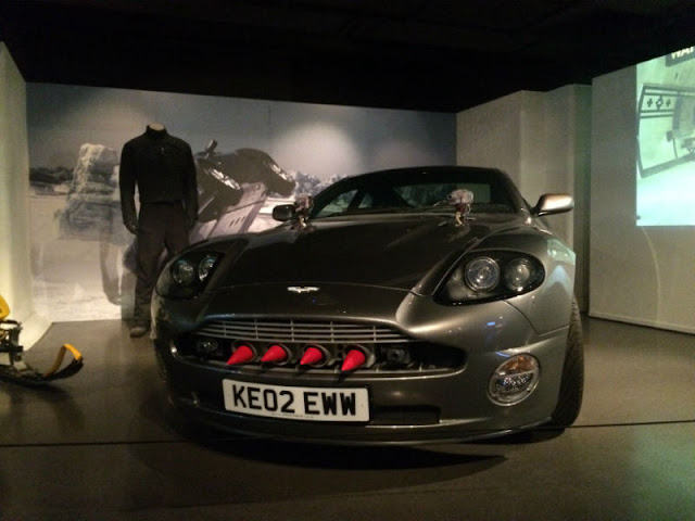 Bond in Motion at the Film Museum