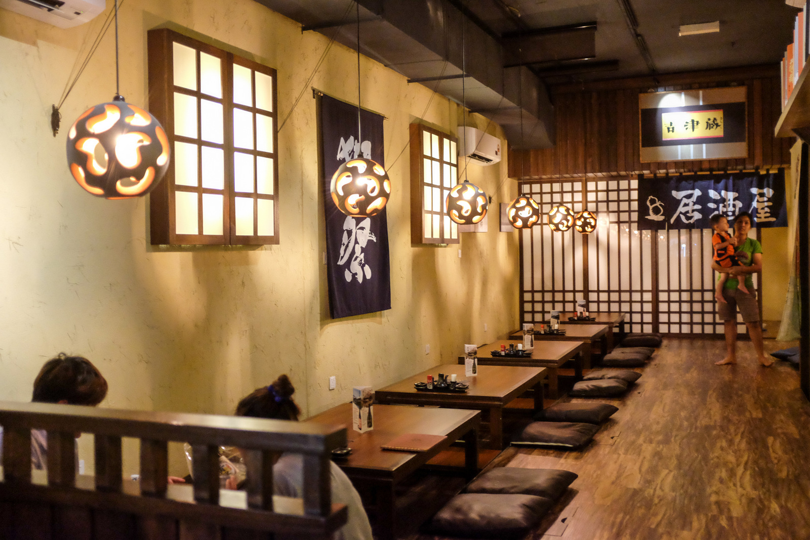eat drink kl kitsuzo izakaya @ desa sri hartamas ~ Backofen Restaurant Sri Hartamas