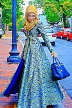 baju batik koleksi dian pelangi