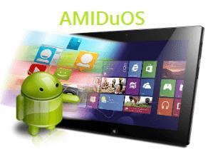 تحميل برنامج Amiduos 2018 لتشغيل تطبيقات الاندرويد على