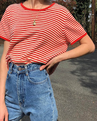 outfit retro tumblr jeans