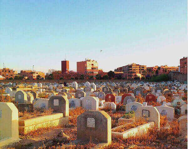 صور مقابر