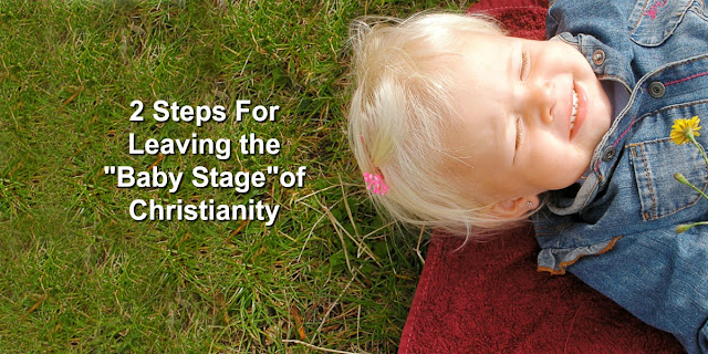 Growing beyond the Baby Stage of Christianity - Hebrews 5:11-14