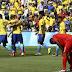 Brasil goleia Honduras e garante vaga na final do futebol masculino