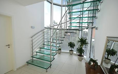 The Glass Stairs