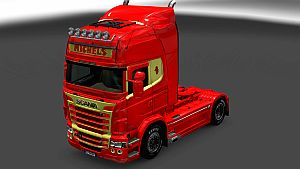 Michels skin for Scania RJL