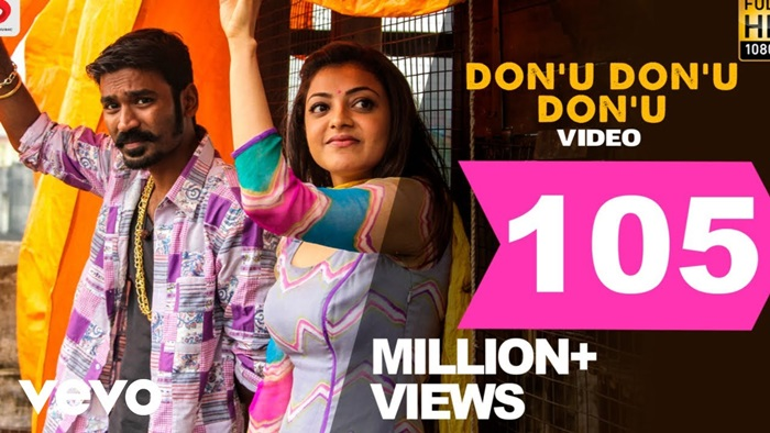 Don'u Don'u Don'u Video Song Download Maari 2015 Tamil