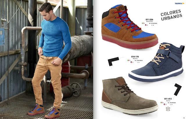 Zapatos Mundo Terra caballeros ropa y calzado 2018