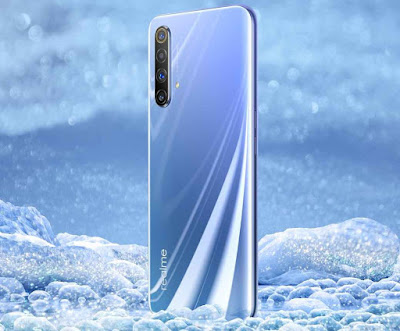 Realme X50 5G Smartphone Full Specifications