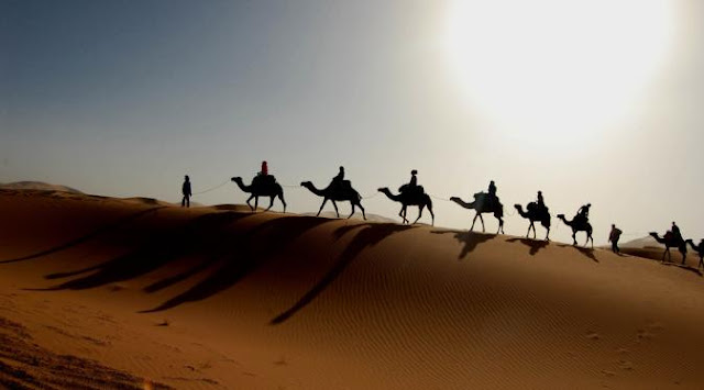 Sayyidina Umar bin Khottob, Setan pun Ketakutan dengannya