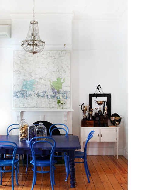 Jodie Carter Design: Dining In Style