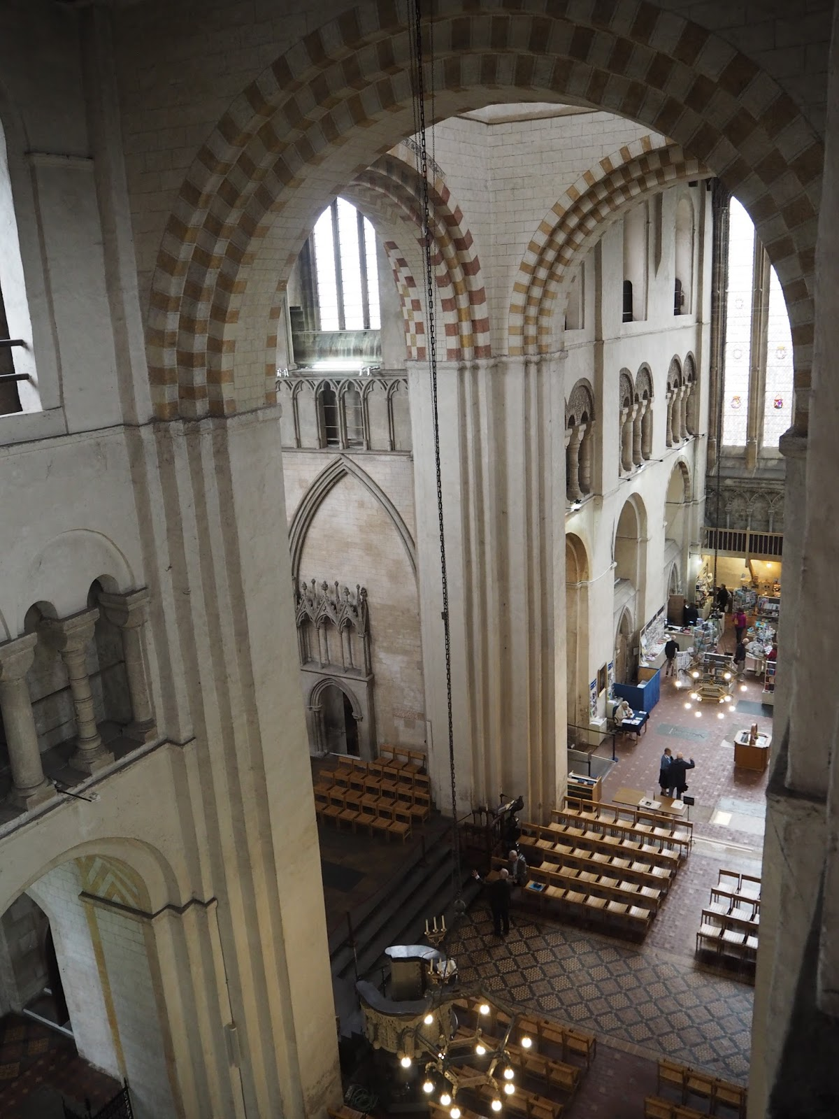 St Albans Cathedral Tower Tour