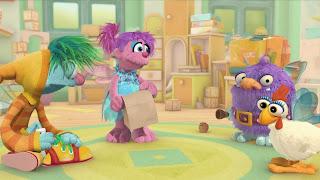 Sesame Street Episode 4408