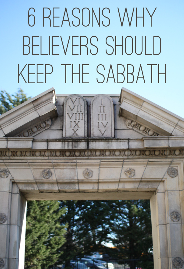 Are you a believer considering the Sabbath day? Here are six reasons why you should honor it! God set aside Shabbat for you | Land of Honey