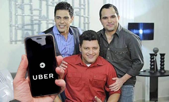 Uber terá que pagar multa de R$ 145 mil após motorista ter se negado a levar o cantor Wellington Camargo