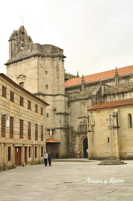 Santa María la Mayor de Pontevedra