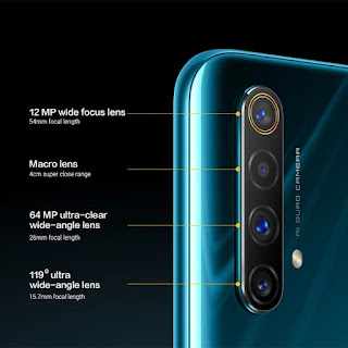 Review of REALME X50