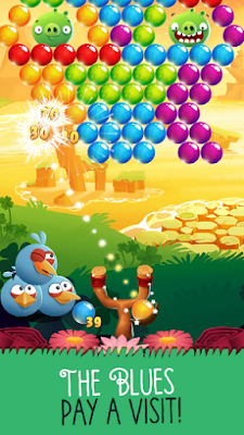 Angry Birds POP Bubble Shooter APK-Angry Birds POP Bubble Shooter MOD APK