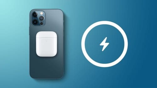 IPhone 12 hides the secret function of reverse wireless charging