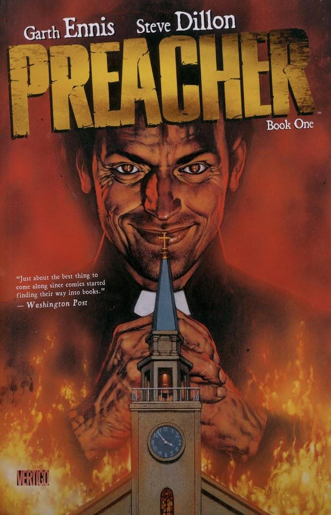[Nerds & Geeks] Conheça os quadrinhos e a série Preacher