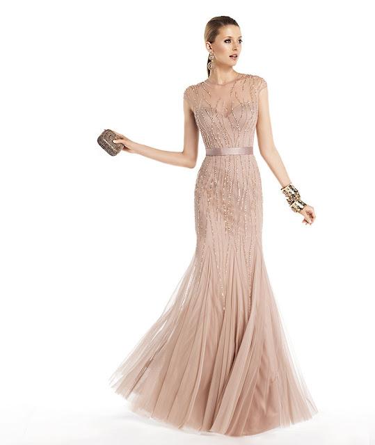 Hermosos vestidos de fiestas | Colección Pronovias