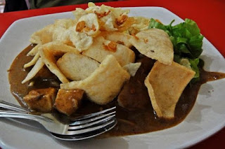 Gado-Gado Arjuno Surabaya, Kuliner Surabaya