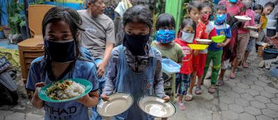 Bencana Kelaparan Virus Corona