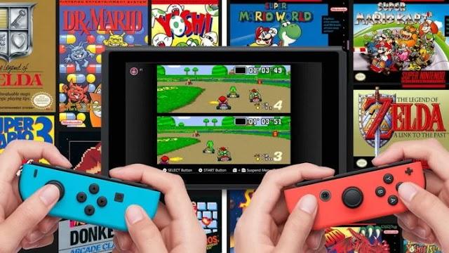A Nintendo requenta, mas a gente gosta!