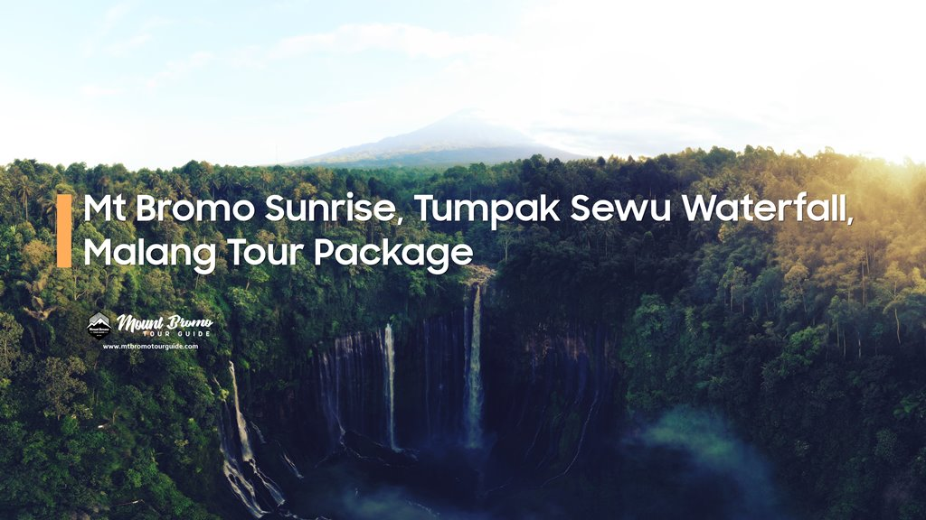 Mount Bromo, Waterfall, Malang City tour