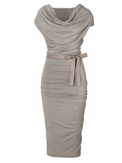 http://www.fashionmia.com/Products/designed-pleated-cowl-neck-bowknot-plain-bodycon-dress-166588.html