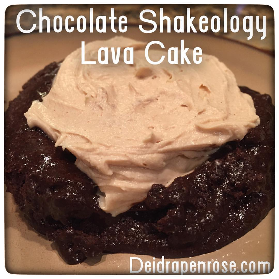 Deidra Penrose | chocolate shakeology