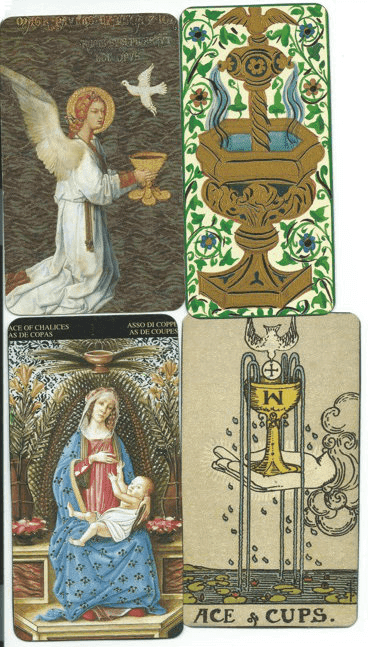 Ace of Cups comparison