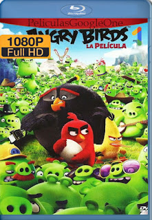 Angry Birds, La Pelicula (2016) [1080p BRrip] [Latino-Inglés] [GoogleDrive] RafagaHD