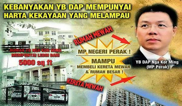 Pemuda DAP kritik Mahathir tidak lantik Kor Ming