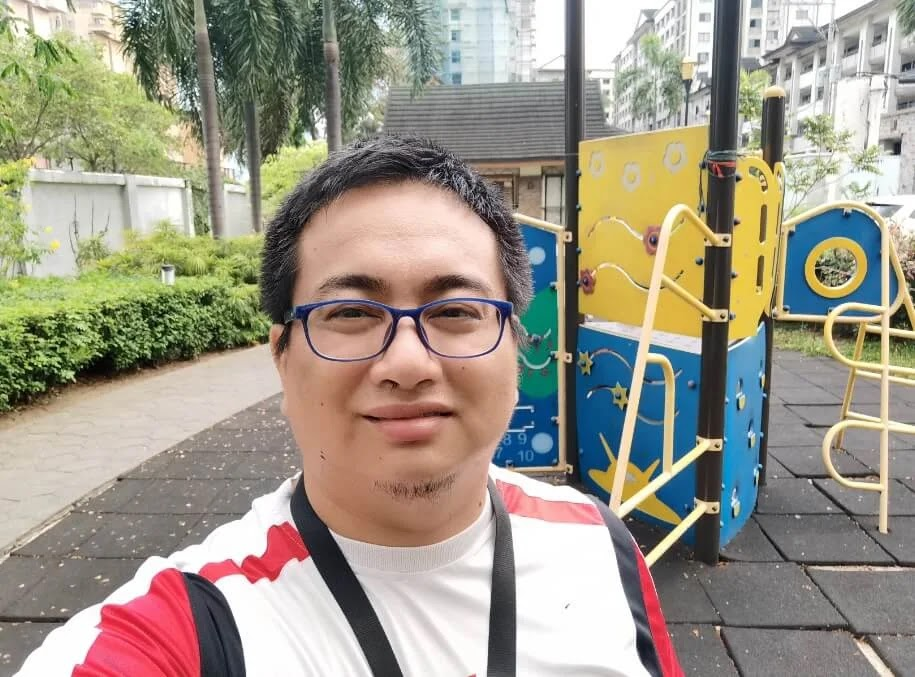 Huawei P40 Pro Camera Sample - Selfie without Mask
