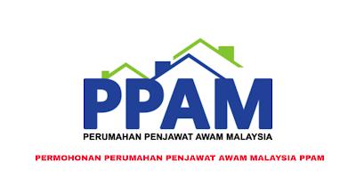 Permohonan PPAM 2020 Online Perumahan Penjawat Awam Malaysia