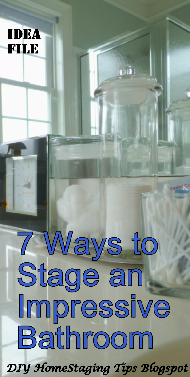 DIY Home Staging Tips: Is Your Bathroom Staged to Impress ...
