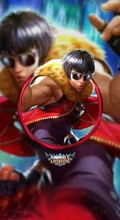 Chou Hip Hop Boy Heroes Fighter of Skins V3