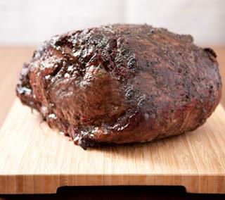 High Temperature Eye of Round Roast Recipe