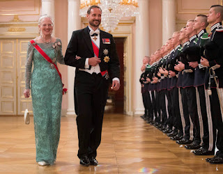 President Sisi congratulates Queen Margrethe of Denmark on her 75th birthday