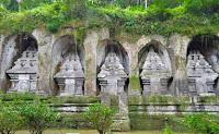 Gunung Kawi Tampaksiring Rocky Temple