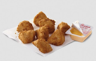 Chicken Nuggets (Image Copyright Chik-Fil-A)