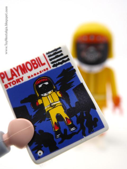 FANTASTIC STORY Magazine Playmobil Back To The Future - Advent Calendar (Playmobil Back To The Future - Calendario de Adviento)